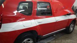 Celopolepy aut - autofólie